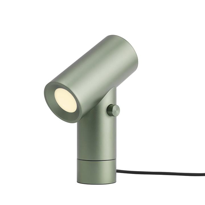 Beam LED-Tischleuchte von Muuto in grün