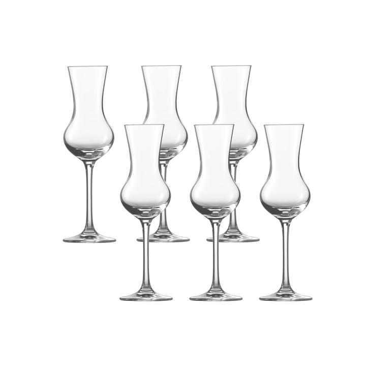 Digestif Grappa Glas (6er-Set) von Schott Zwiesel in klar