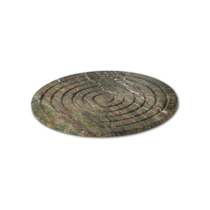 Rock Servierbrett, circle von Tom Dixon