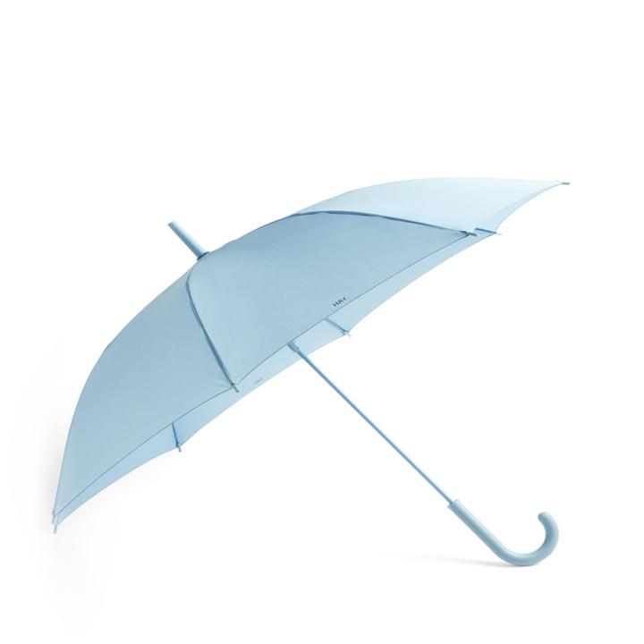 Mono Regenschirm von Hay in hellblau