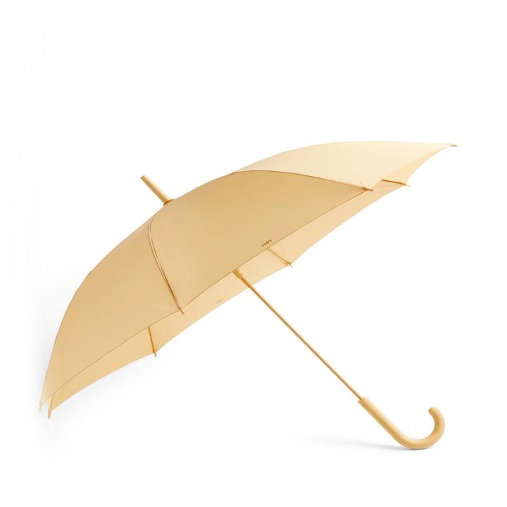 Mono Regenschirm von Hay in warm yellow