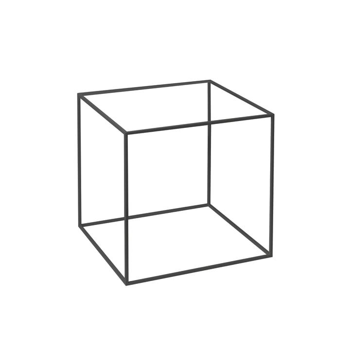 Rahmen für Twin 35 Beistelltisch von by Lassen in schwarz