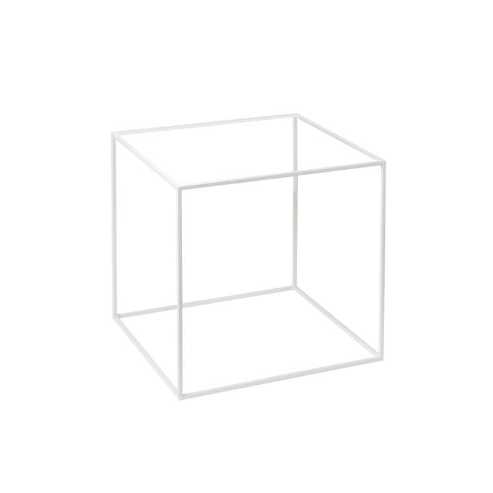 Rahmen für Twin 35 Beistelltisch von by Lassen in weiß