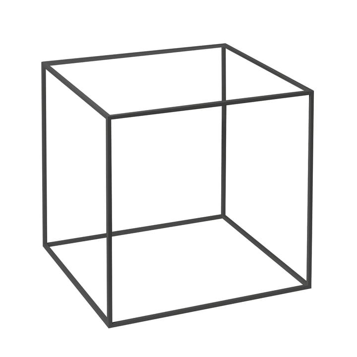 Rahmen für Twin 42 Beistelltisch von by Lassen in schwarz
