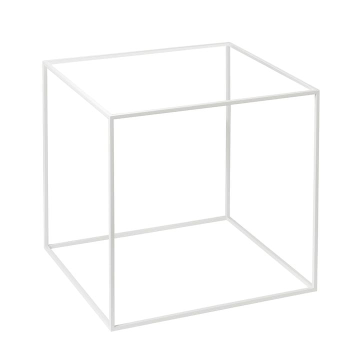 Rahmen für Twin 42 Beistelltisch von by Lassen in weiß