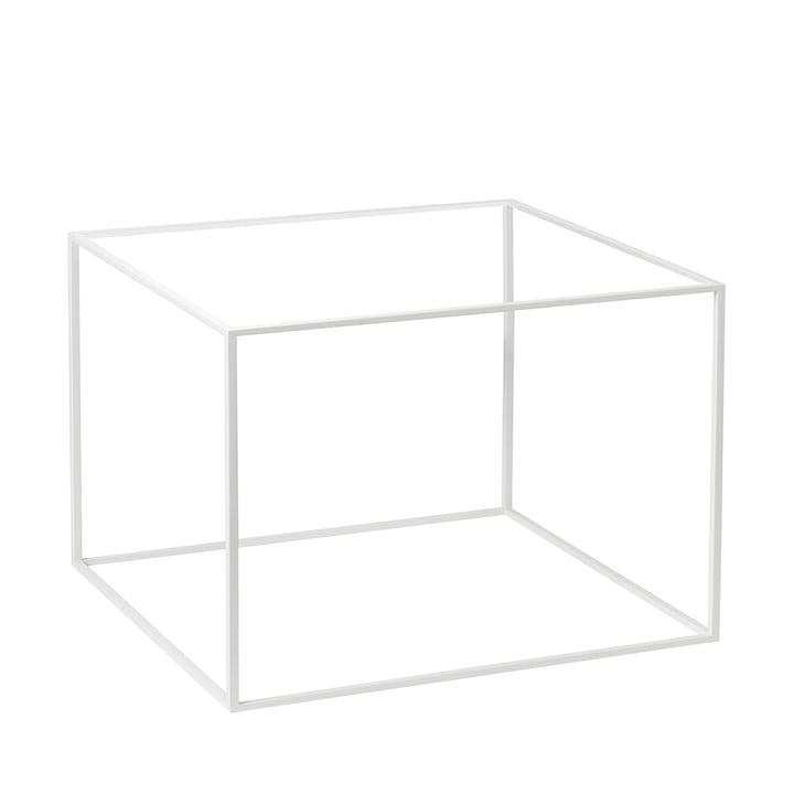 Rahmen für Twin 49 Beistelltisch von by Lassen in weiß