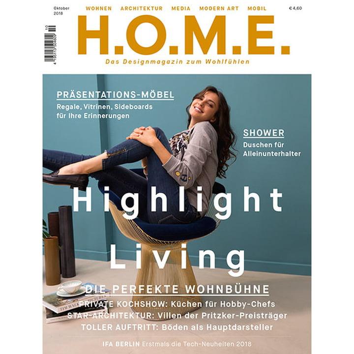 Home Magazin Cover Oktober 2018