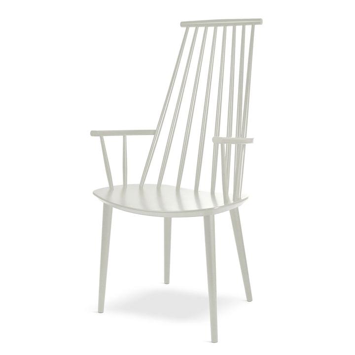 J110 Chair von Hay in dusty grey