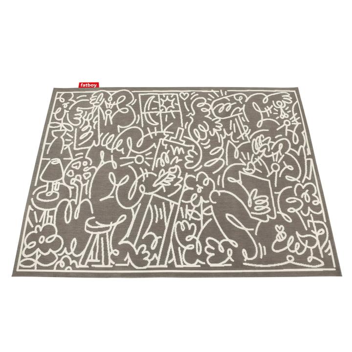 Carpet Diem X JORDY von Fatboy in taupe