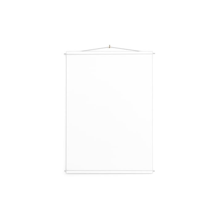 Poster Hanger, 50 x 70 cm von Moebe in weiß