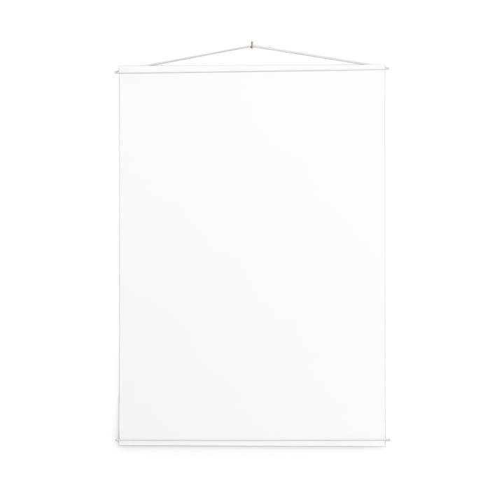 Poster Hanger, 70 x 100 cm von Moebe in weiß