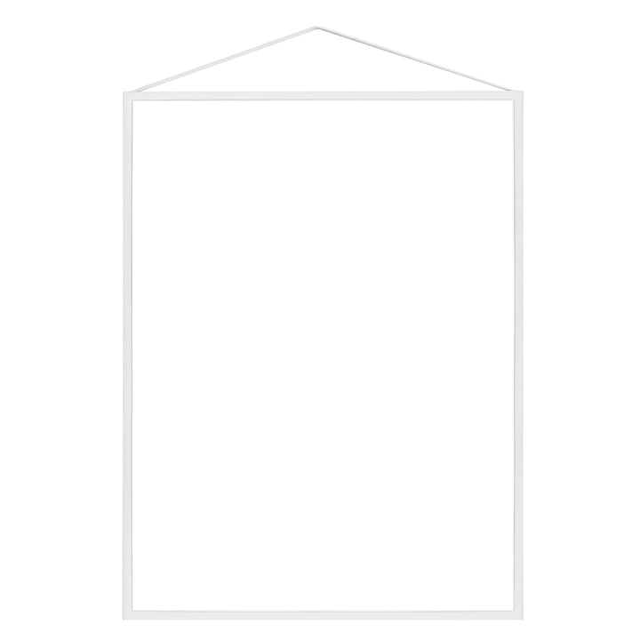 Frame Bilderrahmen A2 von Moebe in weiß