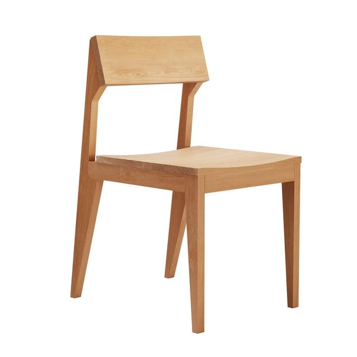 Schulz Stuhl von Objekte unserer Tage - Eiche geölt