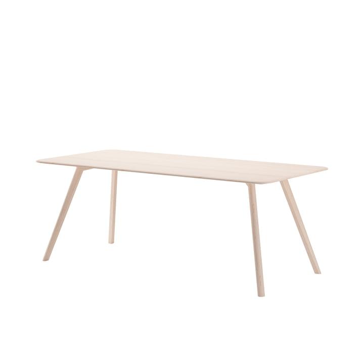 Meyer Tisch Large von Objekte unserer Tage - 200 x 93 cm in Esche geölt
