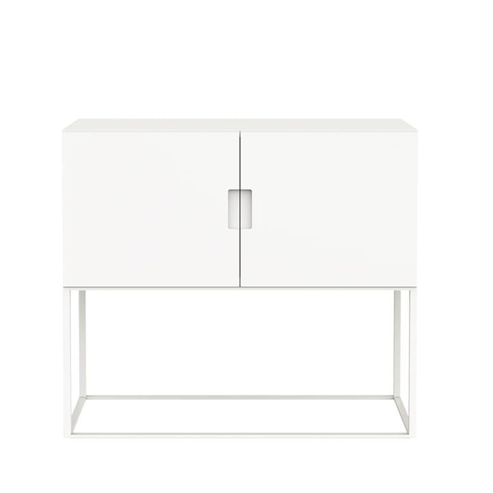 Fischer Regalsystem, Design No. 1 von Objekte unserer Tage - weiß