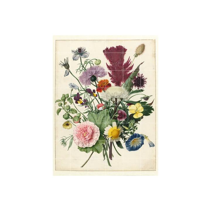 Bouquet of Flowers 120 x 160 cm von IXXI