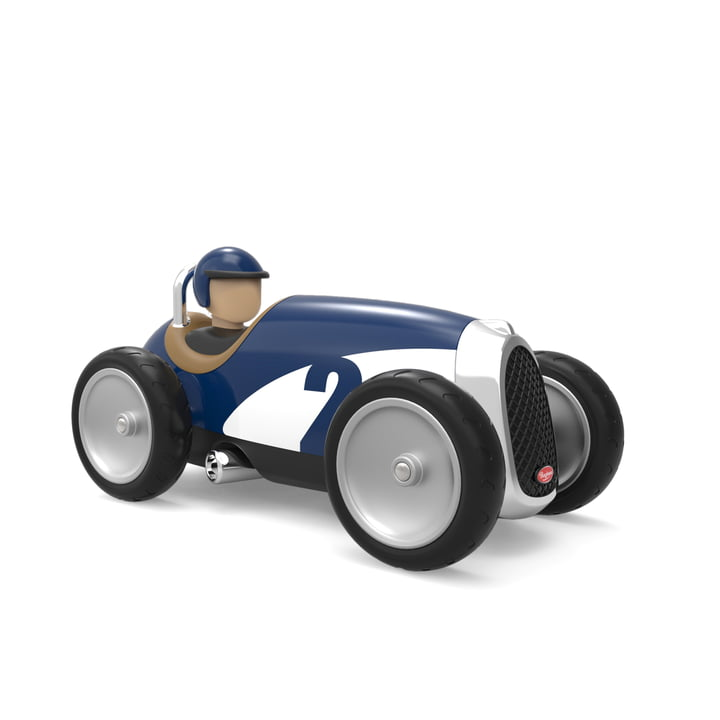 Racing Car von Baghera in blau