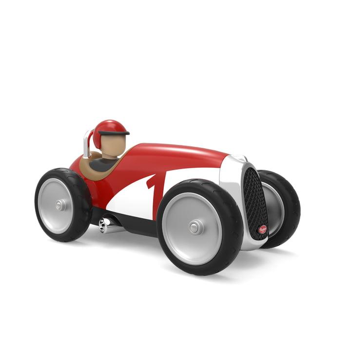 Racing Car von Baghera in rot