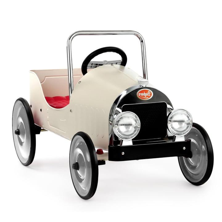 Classic Tretfahrzeug von Baghera in weiß