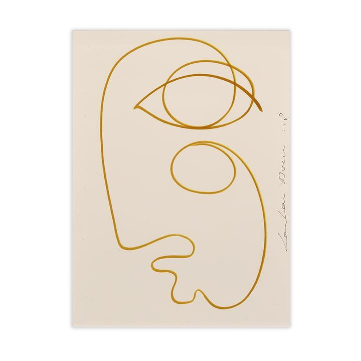 Sunkissed von Paper Collective, 50 x 70 cm
