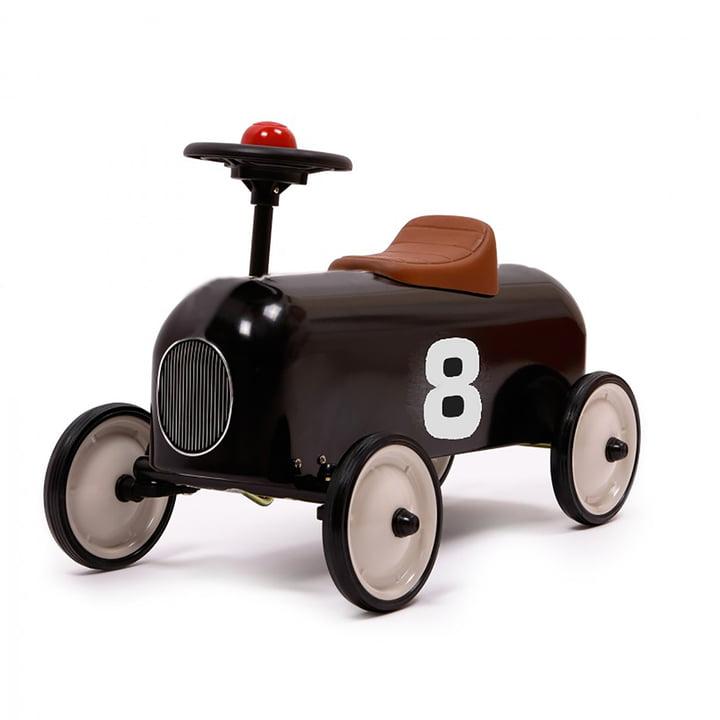 Racer Rutschfahrzeug von Baghera in schwarz