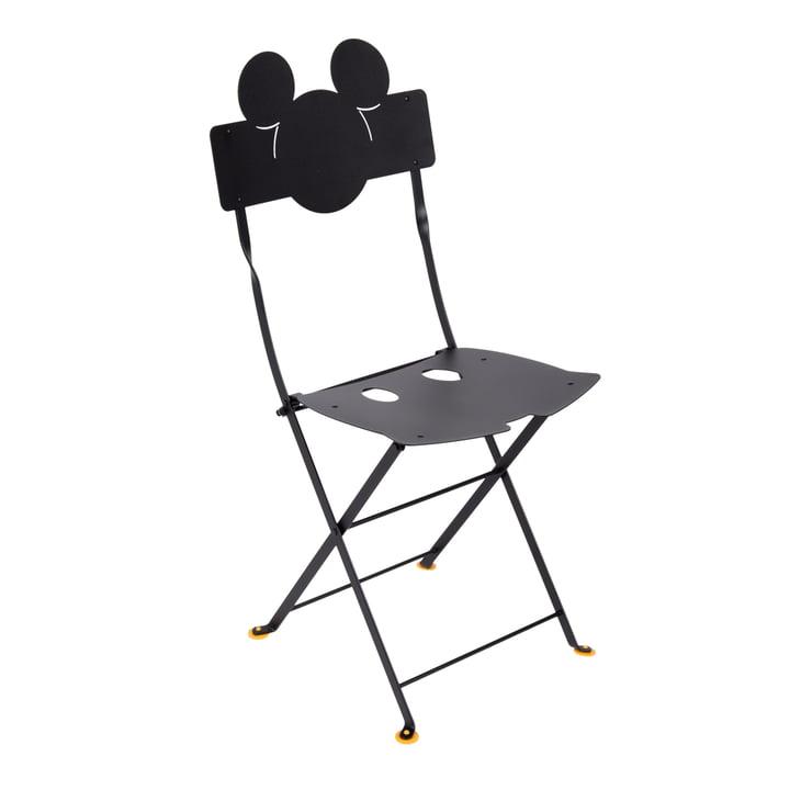 Mickey Mouse Bistro Stuhl von Fermob in lakritze