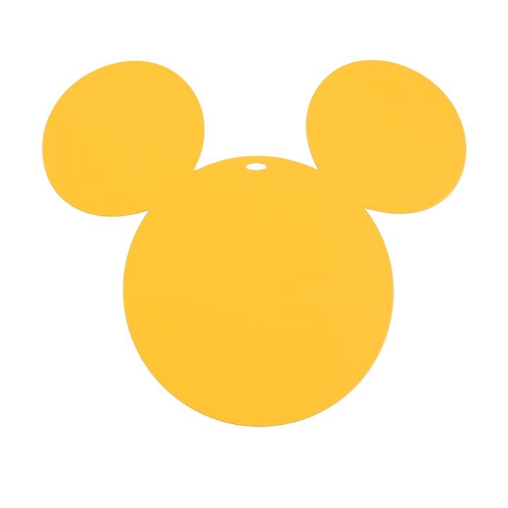 Mickey Mouse Untersetzer von Fermob in honig