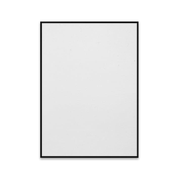 Bilderrahmen 50 x 70 cm von Paper Collective in Aluminium schwarz matt