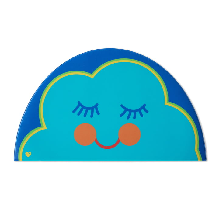 Kinder Tischset Wolke von byGraziela