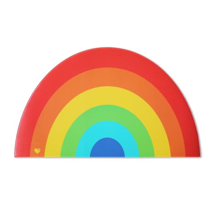 Kinder Tischset Regenbogen von byGraziela