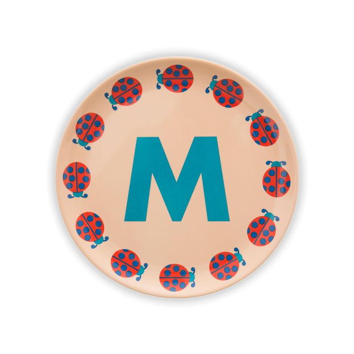 ABC Melaminteller M von byGraziela