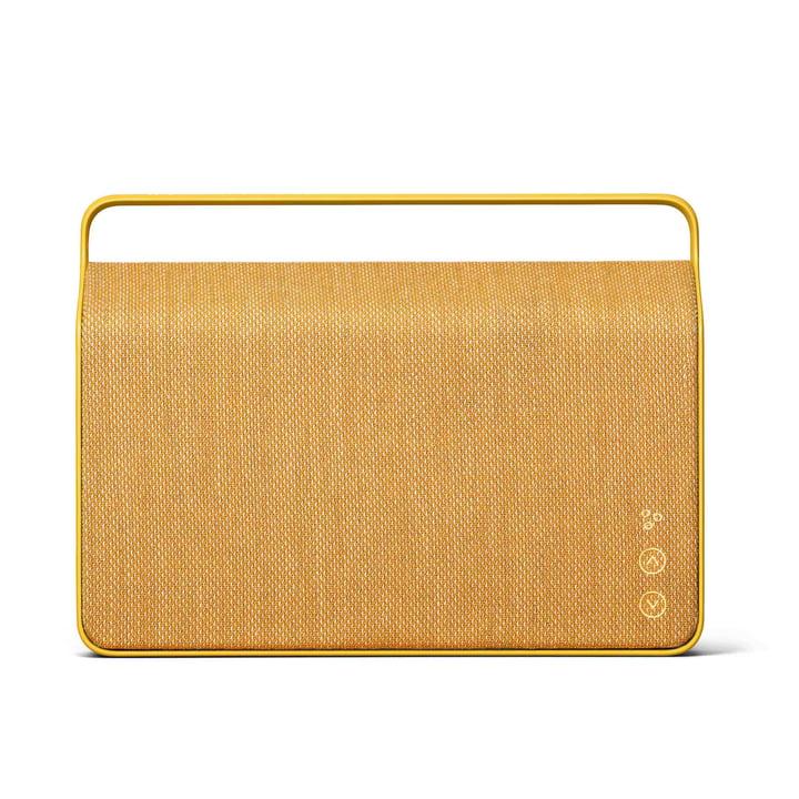 Copenhagen Lautsprecher 2.0 von Vifa in sand yellow