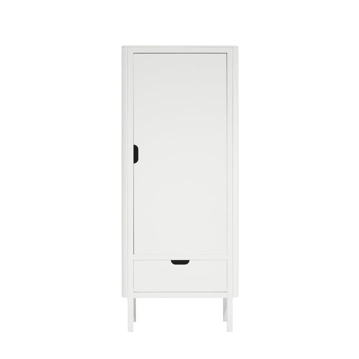 kinder kleiderschrank von sebra connox. Black Bedroom Furniture Sets. Home Design Ideas