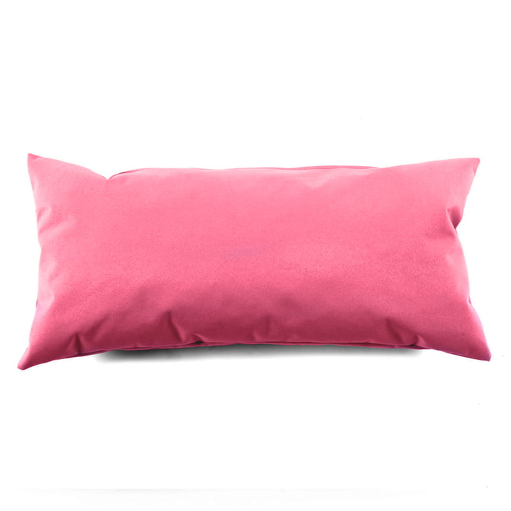 Zipp Kissen von Sitting Bull in pink