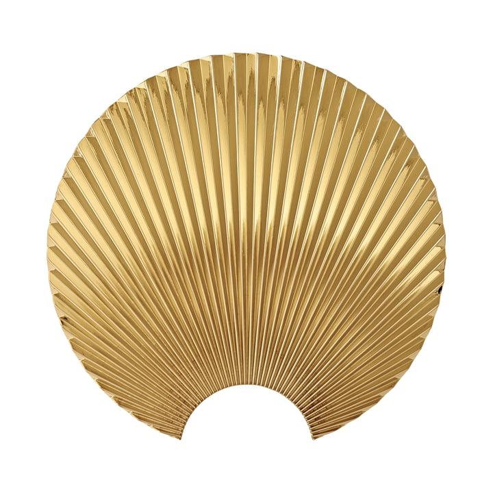 Concha Wandhaken, large in gold von AYTM