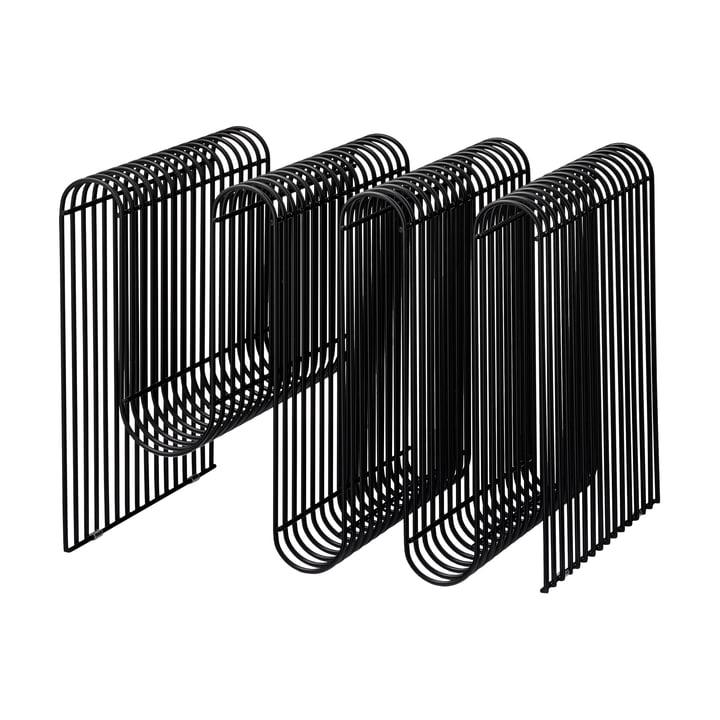 Curva Magazinhalter von schwarz von AYTM