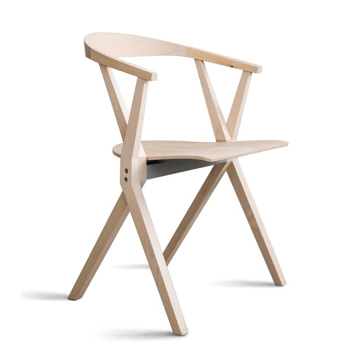 Chair B von BD Barcelona in Esche