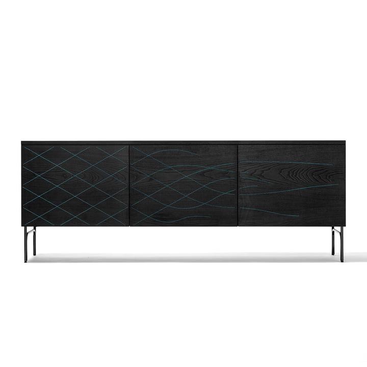 Couture Cabinet von BD Barcelona in schwarz / blau