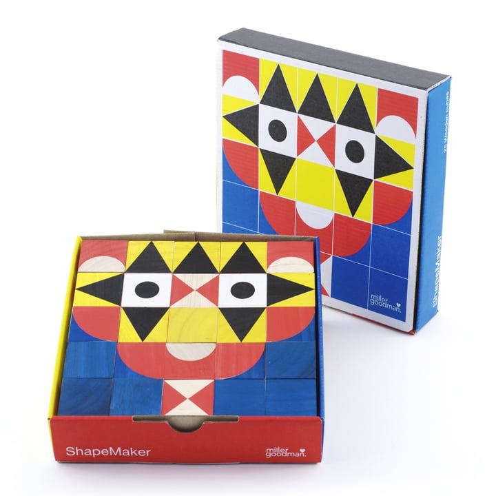 Mini ShapeMaker Holzspielzeug von Miller Goodman