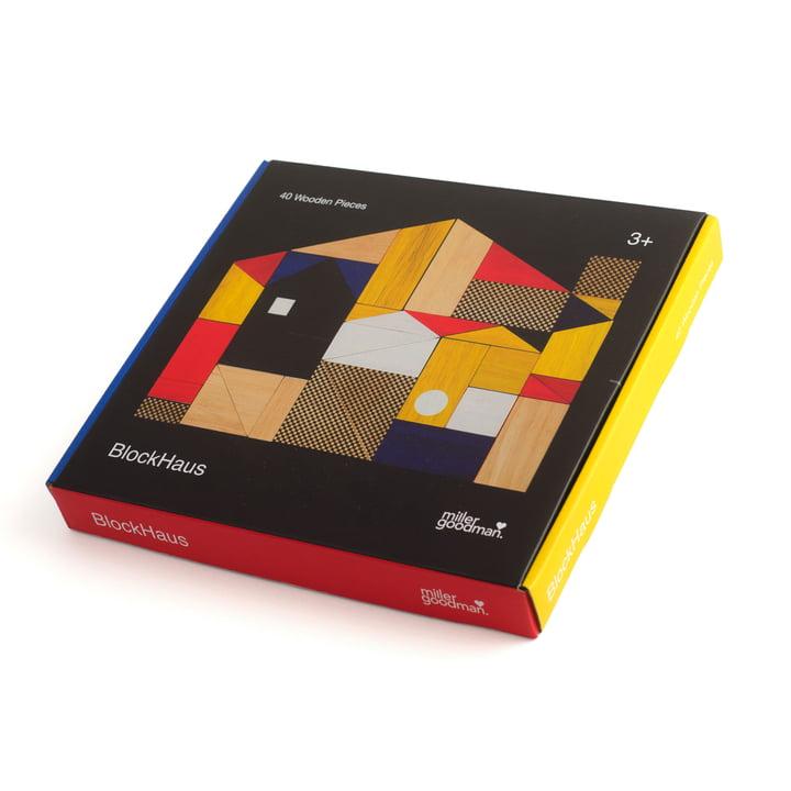 BlockHaus Holzspielzeug von Miller Goodman