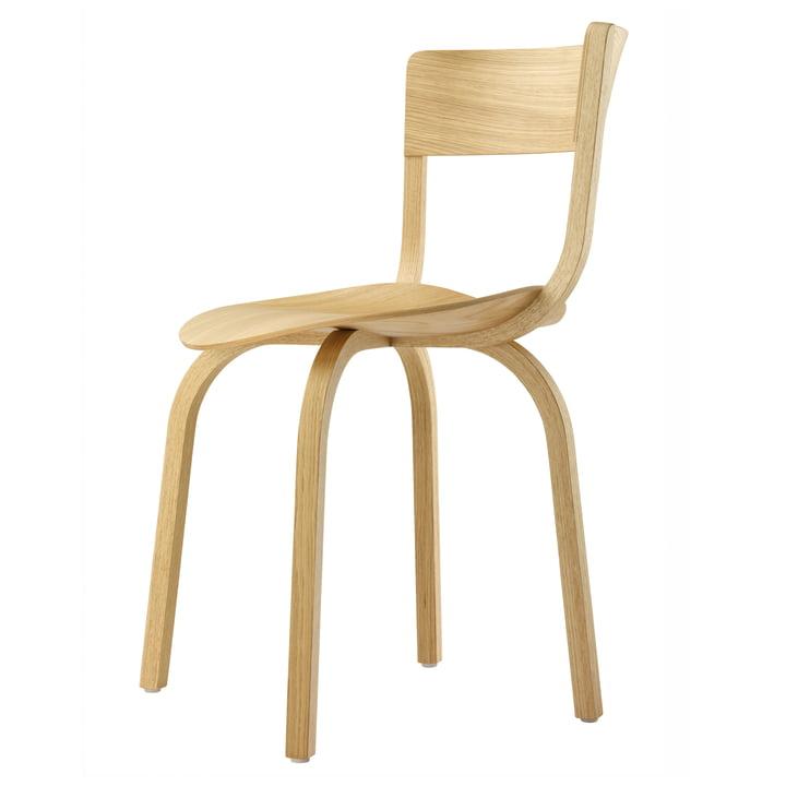 404 Stuhl von Thonet in Eiche klar lackiert