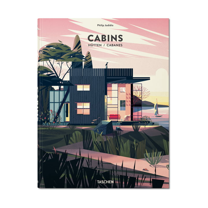 Cabins / Hütten von TASCHEN Verlag