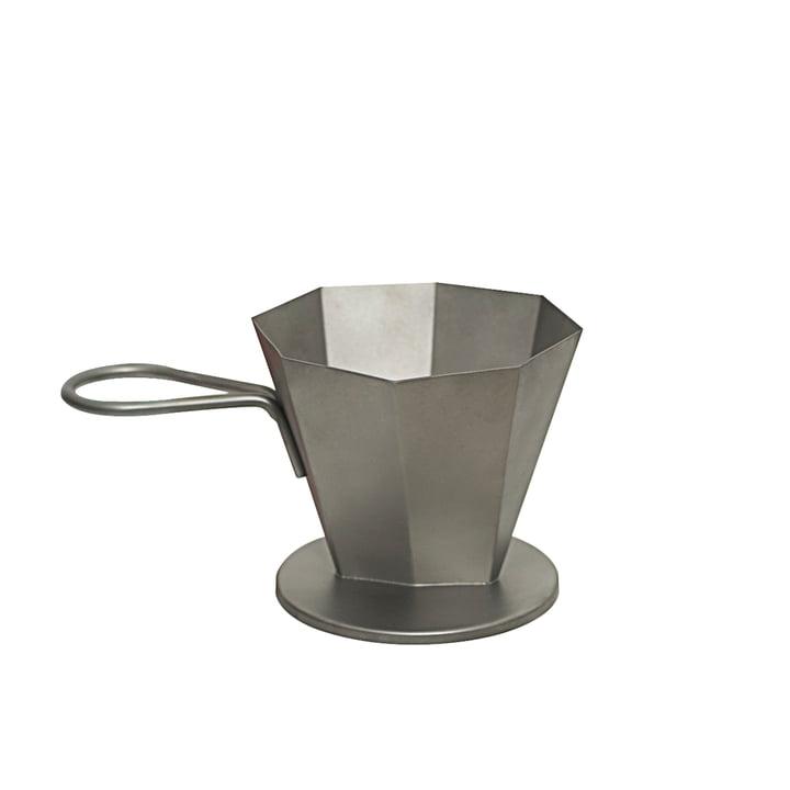 Gem Kaffeefilter-Halter von Ommo aus Edelstahl