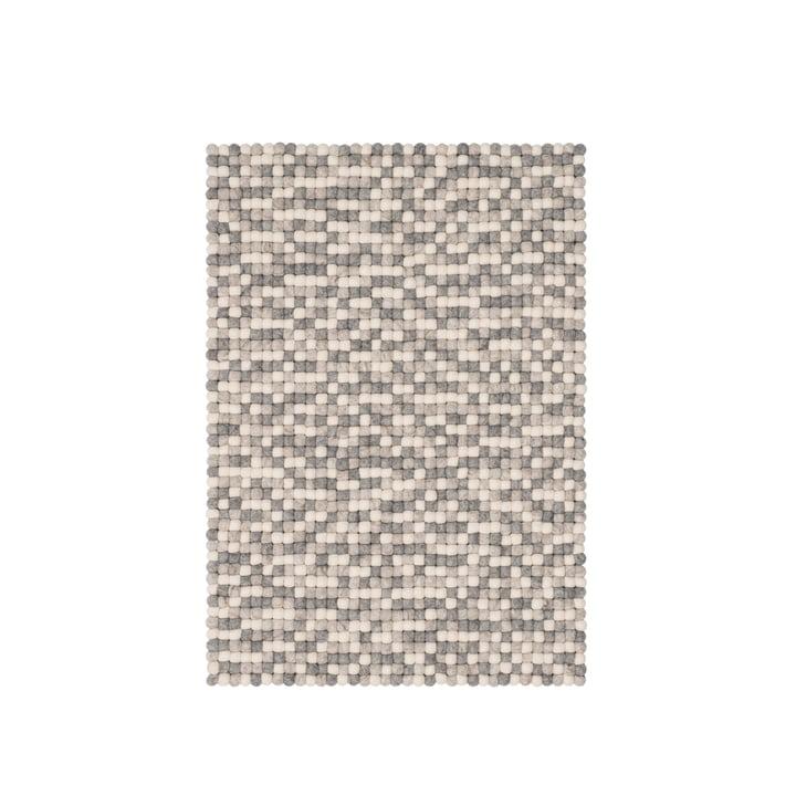 Hella Filzkugelteppich, 70 × 100 cm von myfelt