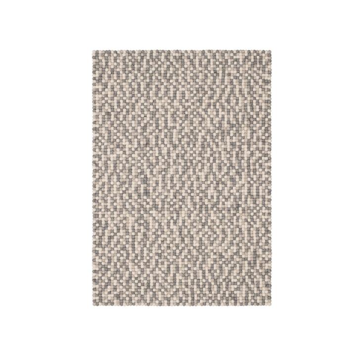 Hella Filzkugelteppich, 90 × 130 cm von myfelt