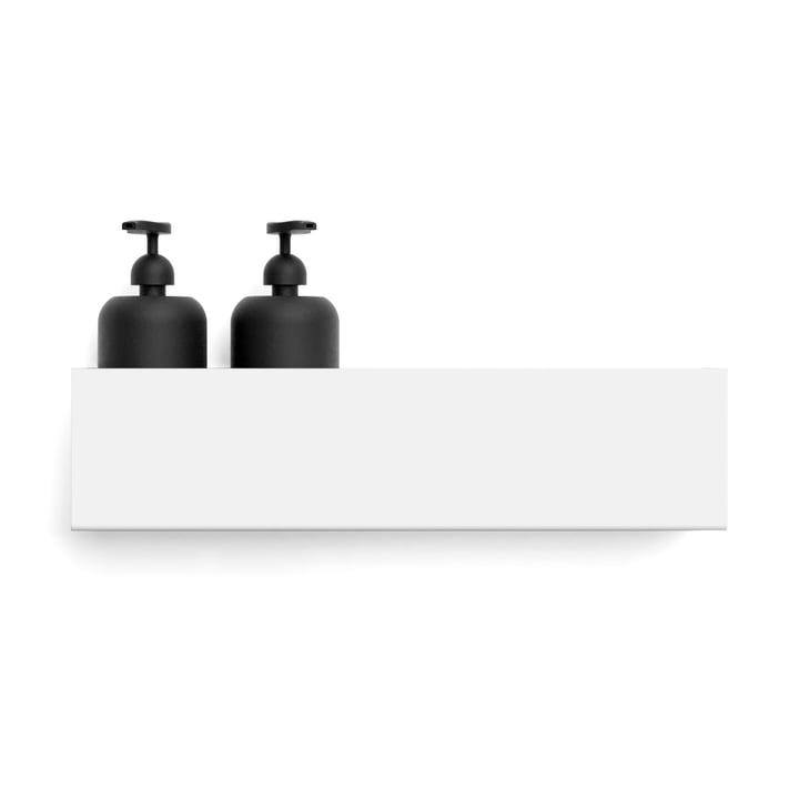 Wandablage L 40 cm von Nichba Design in weiß