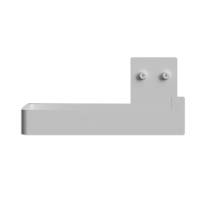 Toilettenpapier-Halter von Nichba Design in weiß