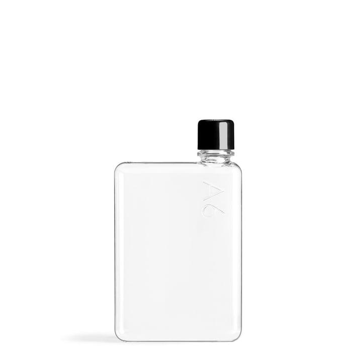 Trinkflasche A6, 375 ml von memobottle