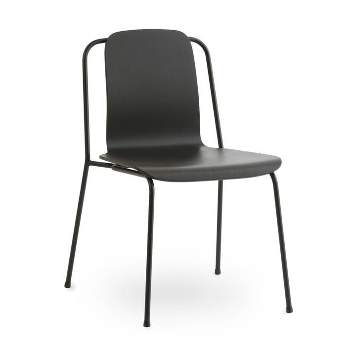 Studio Chair von Normann Copenhagen in schwarz