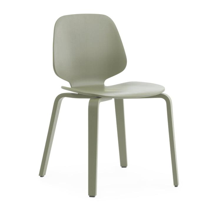 My Chair von Normann Copenhagen in dusty green